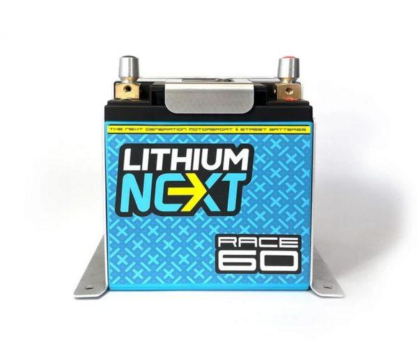LithiumNEXT Aluminium-Case