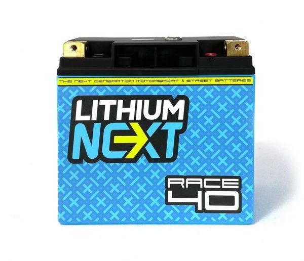 LithiumNEXT RACE40