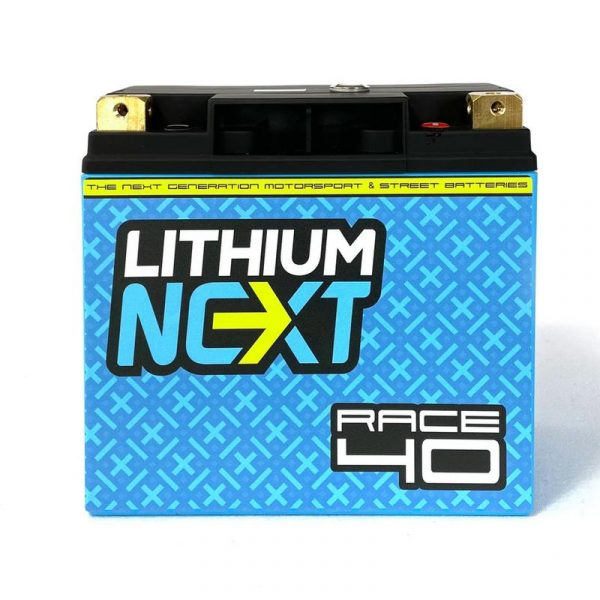 LithiumNEXT RACE40